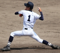 野球の投球動作