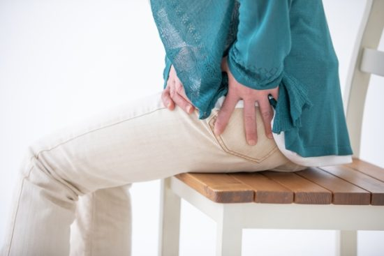中高年の股関節の痛み